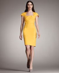 Roland Mouret Exclusive Feeny Sheath Dress - Lyst