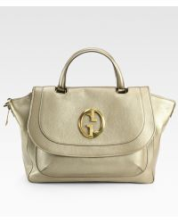 Gucci Medium Top Zip Bag - Lyst