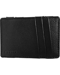 Flud Watches - The Magic Wallet in Black - Lyst
