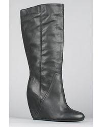 Kelsi Dagger The Kristi Boot in Black - Lyst