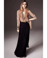 Twelfth Street Cynthia Vincent Full Length Pleated Skirt - Lyst