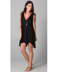 Josa Tulum - Cross Cover Up Dress - Lyst