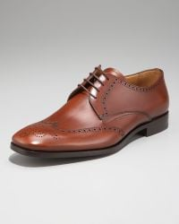 Prada Lace-up Wing-tip - Lyst