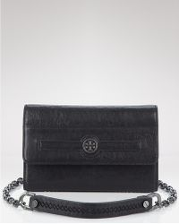 Tory Burch Audra Chain Wallet - Lyst