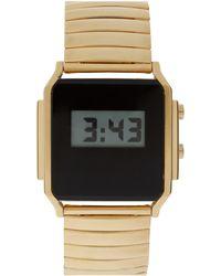 ASOS - Asos Retro Style Digital Watch - Lyst