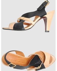 Chie Mihara High Heeled Sandals - Lyst