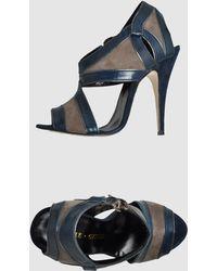 Sophie Gittins - High Heeled Sandals - Lyst