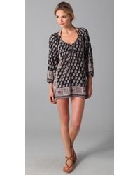 Joie - A La Plage Marci Tunic Cover Up - Lyst