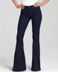 Ash - Citizens Of Humanity Angie Super-flare Jeans in Midnight Wash - Lyst