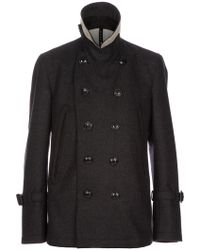 Chatcwin | Double Breasted Coat | Lyst