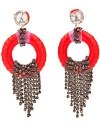 Suzanna Dai - Mumbai Single Drop Earring - Lyst