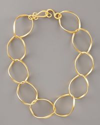 Stephanie Anne Chancellor Chain Necklace - Lyst