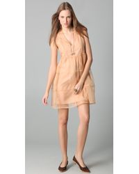 Antipodium - Checker Dress - Lyst