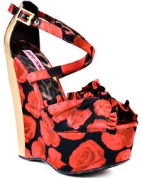 Betsey Johnson Brritt  - Lyst