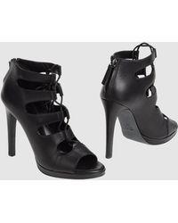 Giuseppe Zanotti x Christopher Kane Giuseppe Zanotti For Christopher Kane - Shoe Boots - Lyst