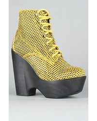 Jeffrey Campbell The Tardy Shoe  - Lyst