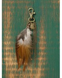 Free People - Full Of Chains Bag Charm - Lyst