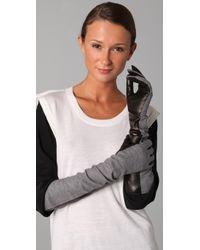 3.1 Phillip Lim - Blanca Long Gloves - Lyst