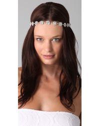 Dauphines of New York - Flower Child Headband - Lyst