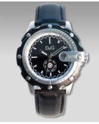 Dolce & Gabbana - Sean Watch, Black - Lyst