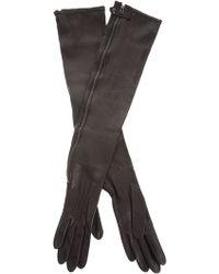 Haider Ackermann - Long Gloves - Lyst