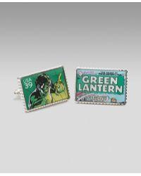 Ravi Ratan - Green Lantern Cuff Links - Lyst
