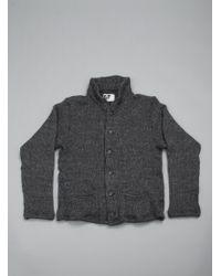 Engineered Garments   Shawl Collar Cardigan   Lyst