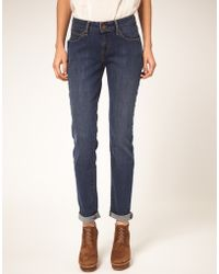 Levi's Levis Curve ID Bold Curve Skinny Jeans - Lyst