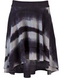 Kelly Wearstler | Totem Dip-dye Skirt | Lyst