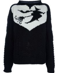 Meadham Kirchhoff - The Witch Jumper - Lyst