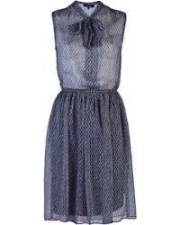 Kelly Wearstler - Chamois Dress - Lyst