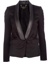Tibi Tuxedo Jacket black - Lyst