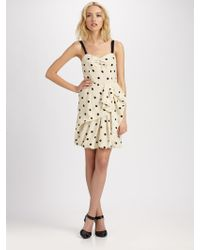 Marc By Marc Jacobs Hot Dot Print Dress - Lyst
