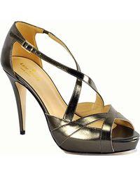 Kate Spade Get - Platform Strappy Sandal - Lyst