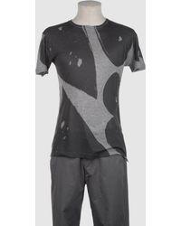 Marc Jacobs - Marc Jacobs - Short Sleeve T-shirts - Lyst