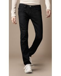 Burberry Brit Shoreditch Skinny Fit - Lyst