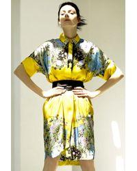 Preen By Thornton Bregazzi Kyoto Dress - Lyst