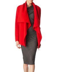 Donna Karan New York Cashmere Blanket Coat - Lyst
