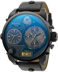 Diesel Time Zone Watch - Lyst