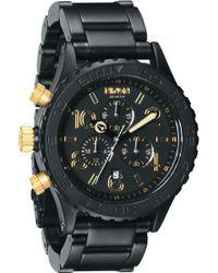 Nixon The 42-20 Chrono Watch - Lyst
