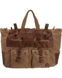 Belstaff - Convertible Weekender Bag - Lyst