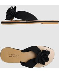 Fiorina Thong Sandal - Lyst