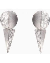 Nasty Gal Calumet Earrings - Lyst