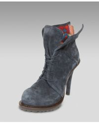 Elizabeth and James - Lace-up Ankle Boot - Lyst
