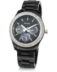 Fossil - Chrono Watch - Lyst