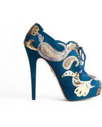 Charlotte Olympia Orient Express - Lyst