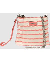 Coccinelle Small Fabric Bag - Lyst