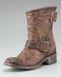 Old Gringo - Stitched Motorcycle Boot - Lyst