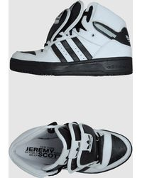 Jeremy Scott for adidas | Jeremy Scott Adidas - High-top Sneakers | Lyst