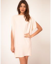 ASOS Collection Asos Dress with Embellished Back - Lyst